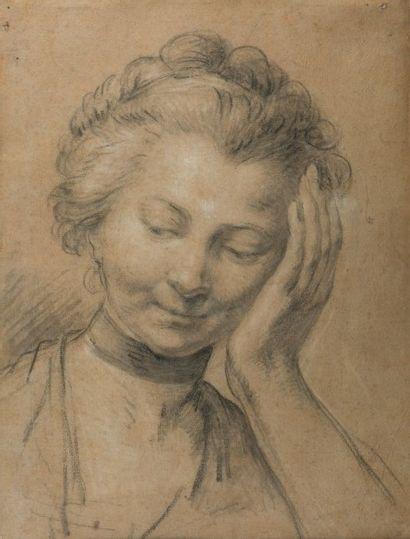 Attribué à Claude HOIN (Dijon 1750 - 1817)