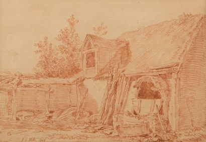 Johan Georg WILLE (Bieberthal 1715-Paris 1808)