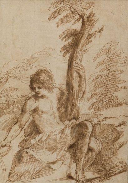 Giovanni Francesco BARBIERI dit le GUERCHIN (Cento 1591 – Bologne 1666)