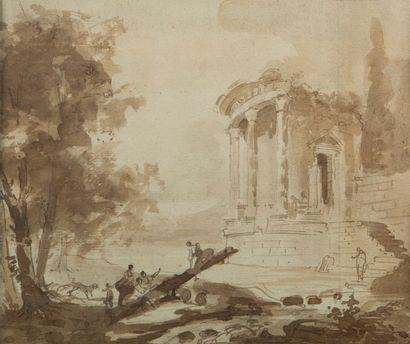 Attribué à Jean-Baptiste MARECHAL (actif de 1774 - 1824)