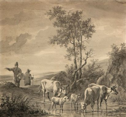 Jan KOBELL II (Delphes 1778 – Amsterdam 1814)