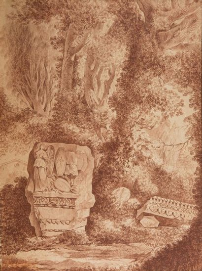 Attribué à Louis CHAYS (Marseille 1740 – 1810)