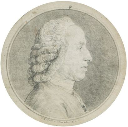 Charles-Nicolas COCHIN (Paris 1715 - 1790)