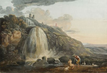 Jean-Baptiste LALLEMAND (Dijon 1716 – Paris 1803)