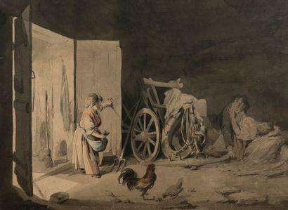 Louis Léopold BOILLY (1761 – 1845)