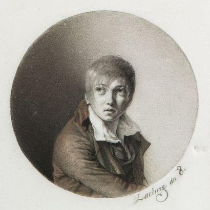 Jean Edme DELACLUZE (Paris 1778 – 1858)