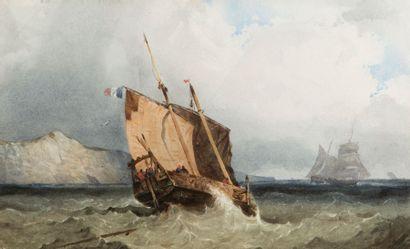 Alexandre Thomas FRANCIA (Londres 1815 - Bruxelles 1884)