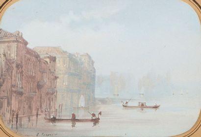 Eugène CICERI (Paris 1813 - 1890)
