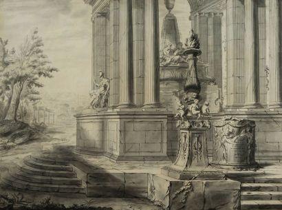 G. EGRESSE (actif au XVIIIème siècle)