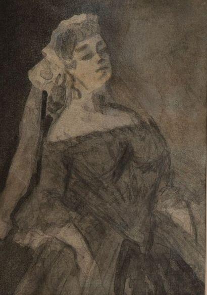 Constantin GUYS (Flessingue 1802 – Paris 1892)