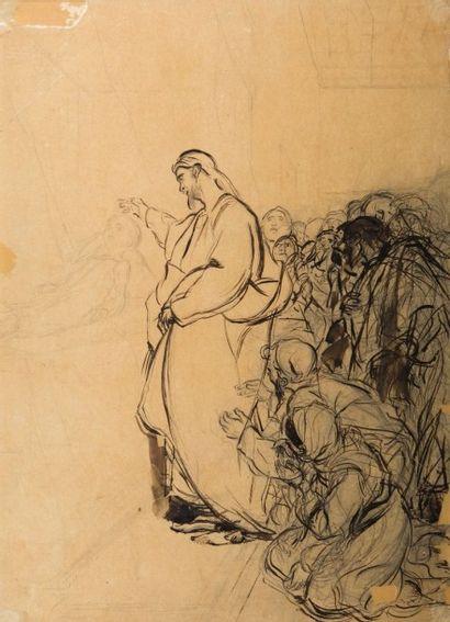 Edme-Alexis-Alfred DEHODENCQ (Paris 1822 – 1882)