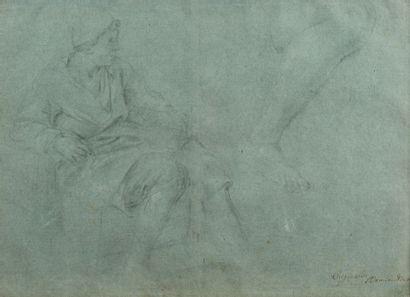 Domenico ZAMPIERI dit le Dominiquin (Bologne 1581 – Naples 1641)