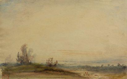 Paul HUET (Paris 1803 – 1869)