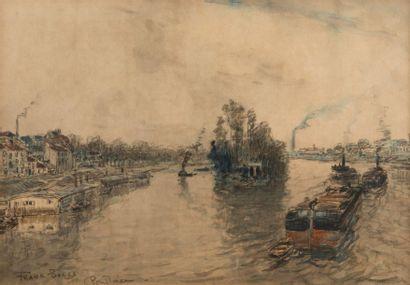 Frank BOGGS (Springfield 1855 – Meudon 1926)