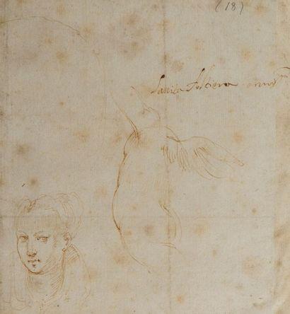 Giovanni Battista FRANCO dit il SEMOLEI (Venise entre 1510 – 1561)