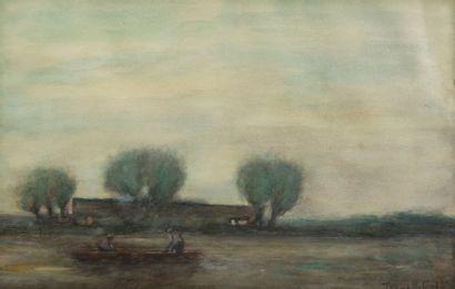 Paul Désiré TROUILLEBERT (Paris 1829 – 1906)