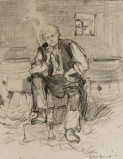 L. FORTUNE actif vers 1900