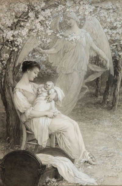 Elisabeth SONREL (Tours 1874 – 1953)