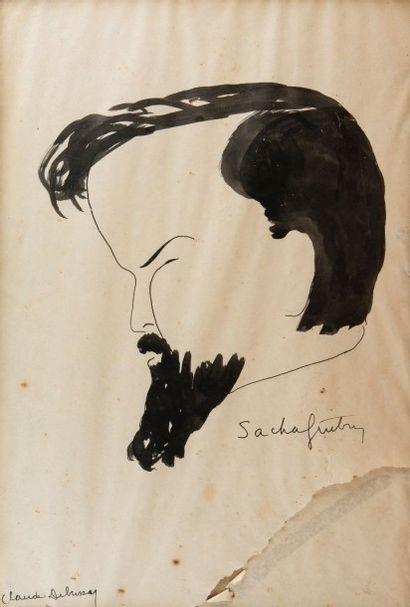Sacha GUITRY (Saint Petersburg 1885 – Paris 1957)