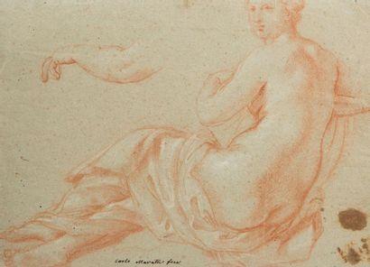 Attribué à Carlo MARATTA (Camerano 1625 - Rome 1713)