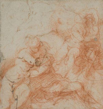 Jacopo NEGRETTI, dit PALMA le jeune (Venise 1544 - 1628)