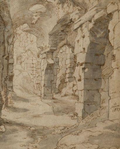 Ecole de Paul BRIL (c.1554 – 1626)