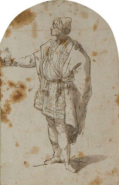 Attribué à Fabio CANAL (Venise 1703 – 1767)