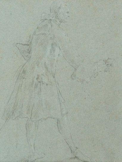 Attribué à Pietro LONGHI (Venise 1702 – 1785)