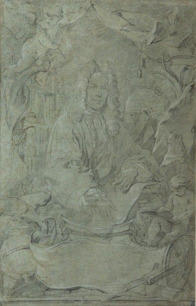 Attribué à Pierre Charles TREMOLIERES (Cholet 1703 - Paris 1739)