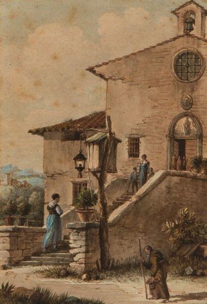 VICTOR-JEAN NICOLLE (Paris 1754 - 1826)