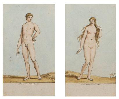 Jean Michel MOREAU le jeune (Paris 1741 – 1814)