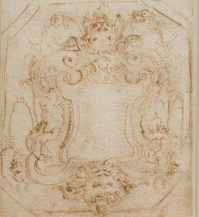 Baldassare PERUZZI (Sienne 1481 - Rome 1536)