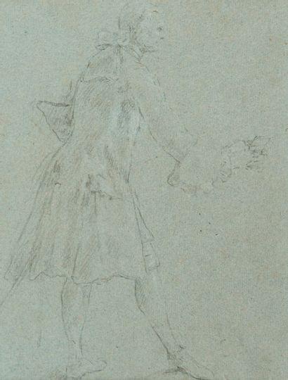 Attribué à Pietro LONGHI (Venise 1702 - 1785)