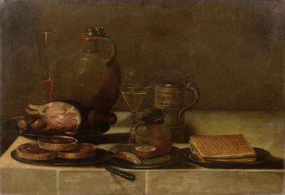 ECOLE FLAMANDE VERS 1680