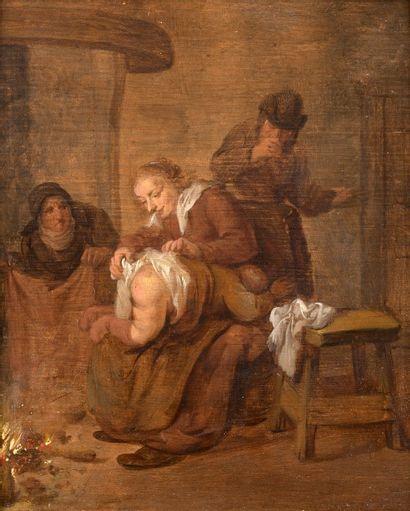 Attribué à Cornelis Pietersz. BEGA