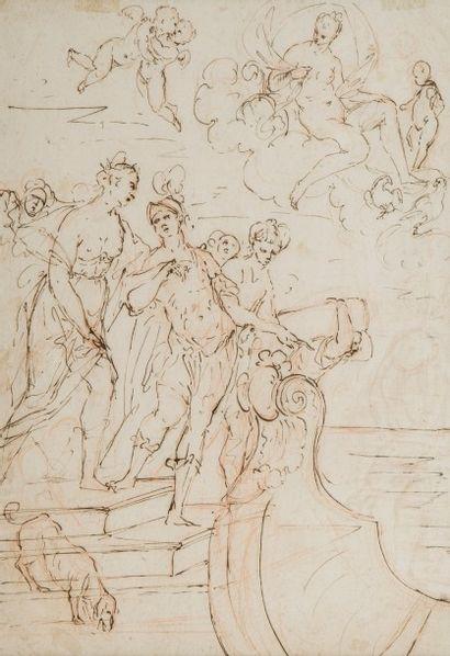 GIUSEPPE DIAMANTINI (FOSSOMBRONE 1621 - 1705)