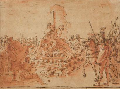 Attribué à Jean DUBOIS (1626 - 1694)