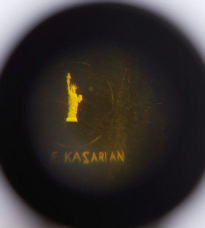 Edward KAZARIAN (1923-2012)
