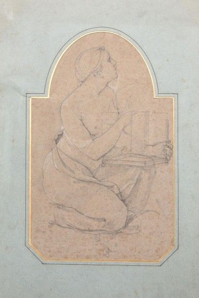 Attribué à Charles-Joseph NATOIRE (1700-1777)