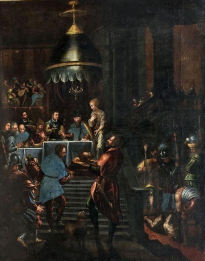 Ecole de PRAGUE du début du XVIIème