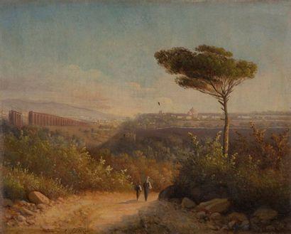Ecole Italienne du XIXème siècle