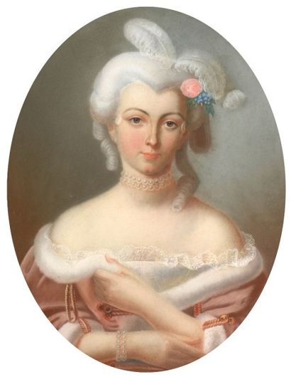 Ecole Française de la fin du XVIIIème