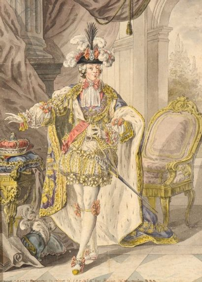 Louis-René BOQUET (1717-1814)