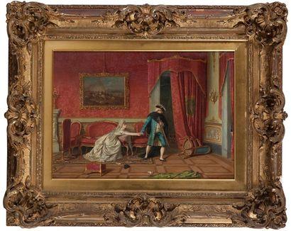 Silvio FACCIOLI (Actif à Bologne au XIXème siècle)