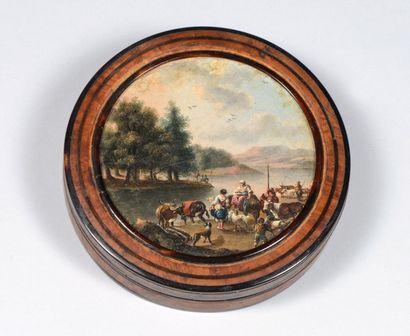 Ecole FRANCAISE vers 1810, entourage de Nicolas Antoine TAUNAY (1755-1830)