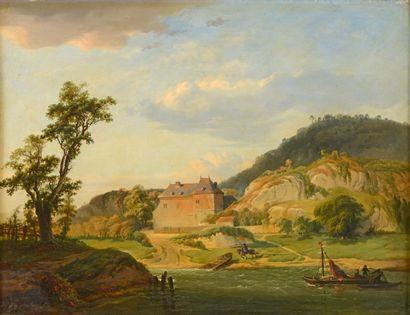 Ecole Française du début du XIXème