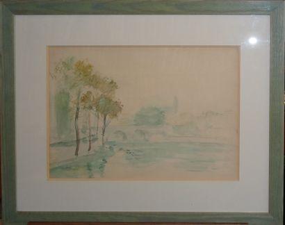 André BARBIER (Arras 1883 - Paris 1970)