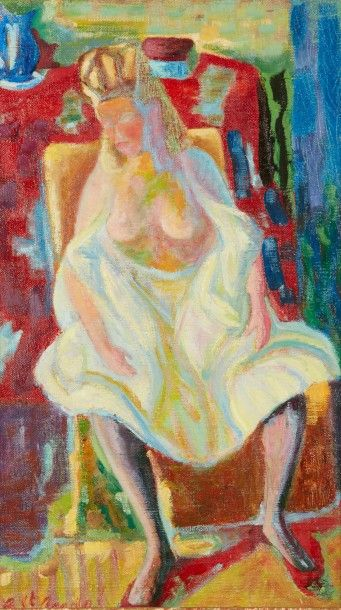 Louis BERTHOMME SAINT ANDRE (Barbery 1905-Paris 1977)