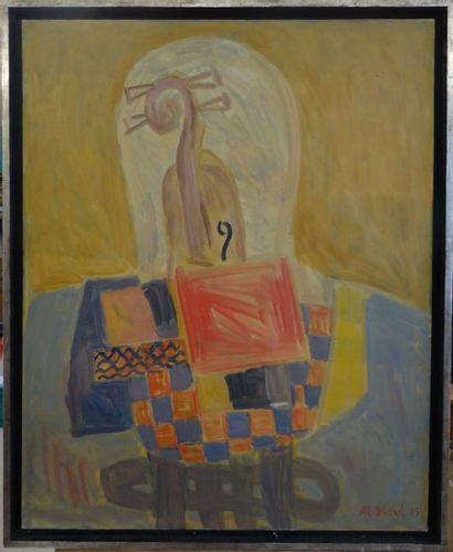 Maurice BLOND (Lodz 1899 - Clamart 1974)
