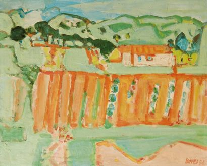 Francisco BORES (Madrid 1898 - Paris 1972)